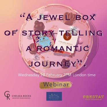 "WEBINAR: ""A JEWEL BOX OF STORY-TELLING – A ROMANTIC JOURNEY"""